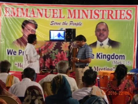 Skype Preaching