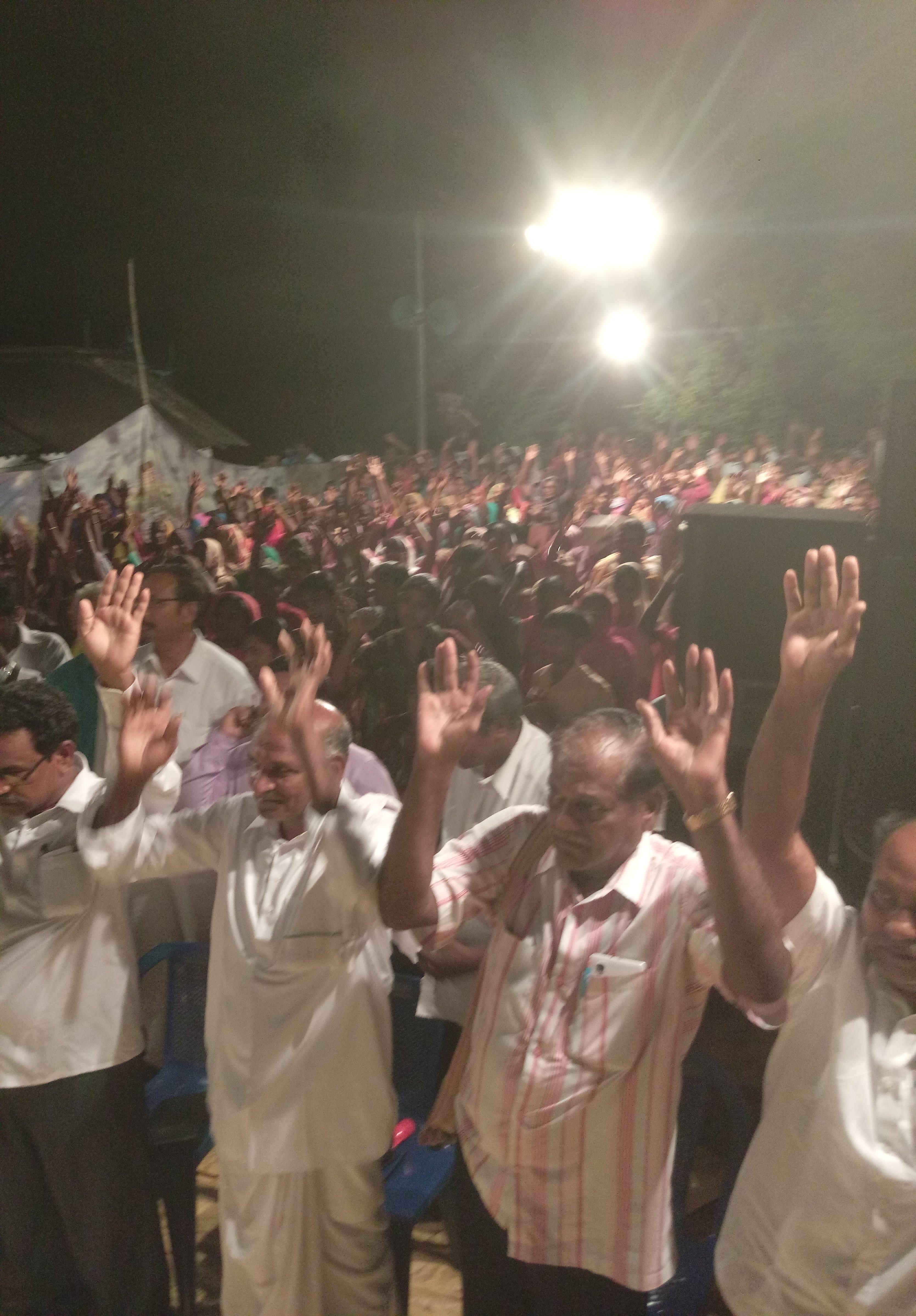 Mexico pastor crusade